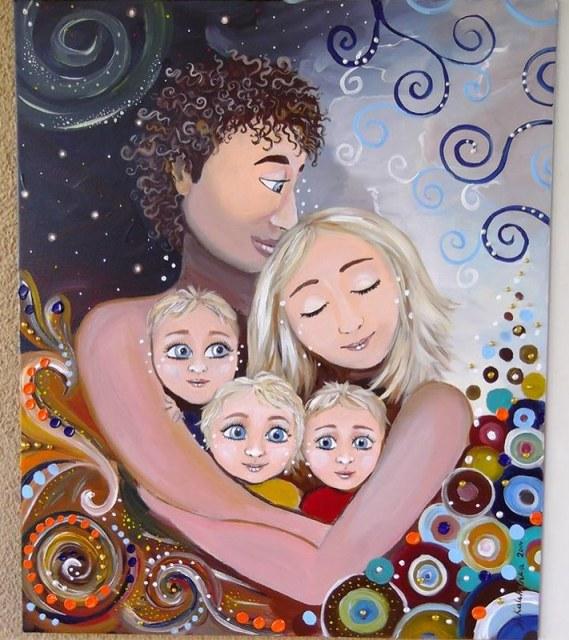 quadri maternità