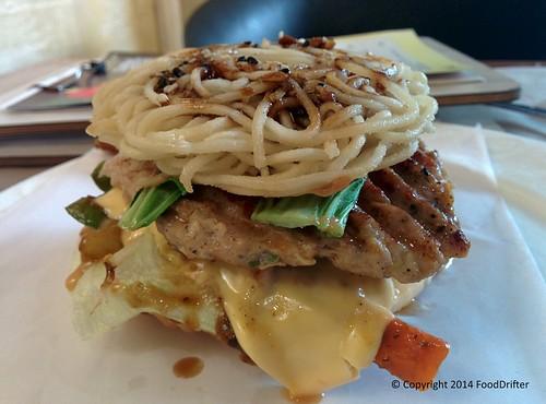 Tokyo Ramen Burger