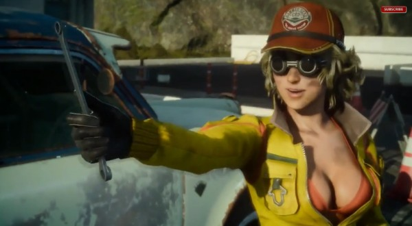 Final Fantasy XV Extended Trailer Shows Off Cidney Playable Dog One Angry Gamer
