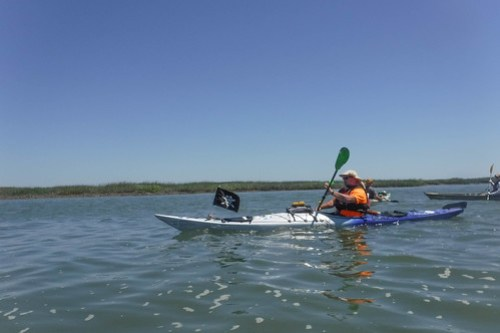 May River Paddling with Lowcountry Unfiltered-80