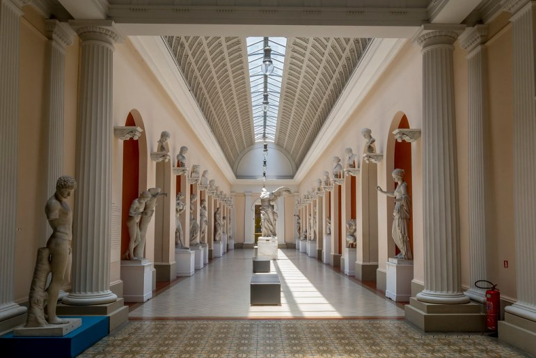 Museu Nacional de Belas Artes - Rio de Janeiro