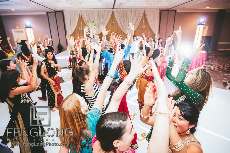 Atlanta Indian Hindu Wedding at Westin Perimeter
