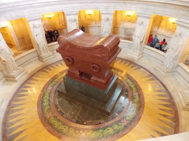 Túmulo de Napoleão Bonaparte