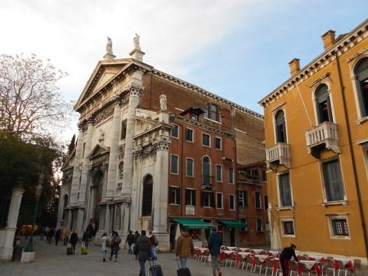 casa e chiesa, Venezia