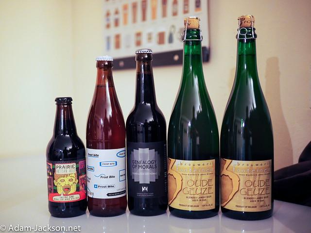 Beer Haul December 23rd