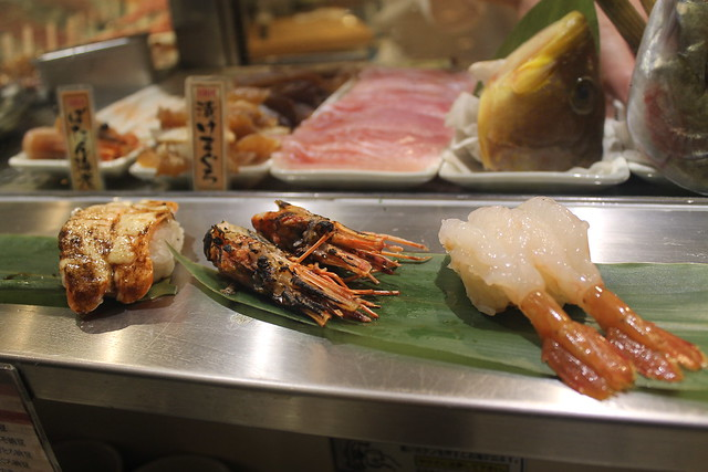 Comida japonesa: sushi