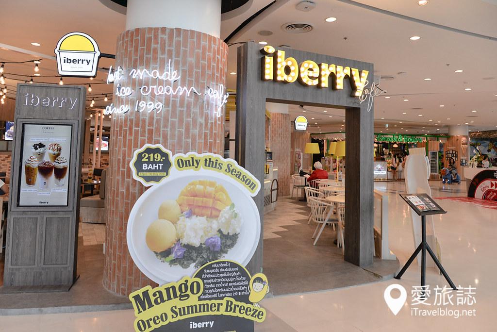 《曼谷购物中心》Central Plaza Westgate:紫线捷运亲子商城