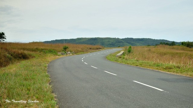 Road to Mawlynnong