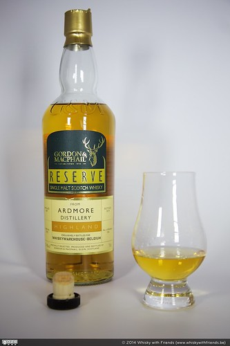 Ardmore 17 Years Old - Cask 5555 - Whiskywarehouse-Belgium