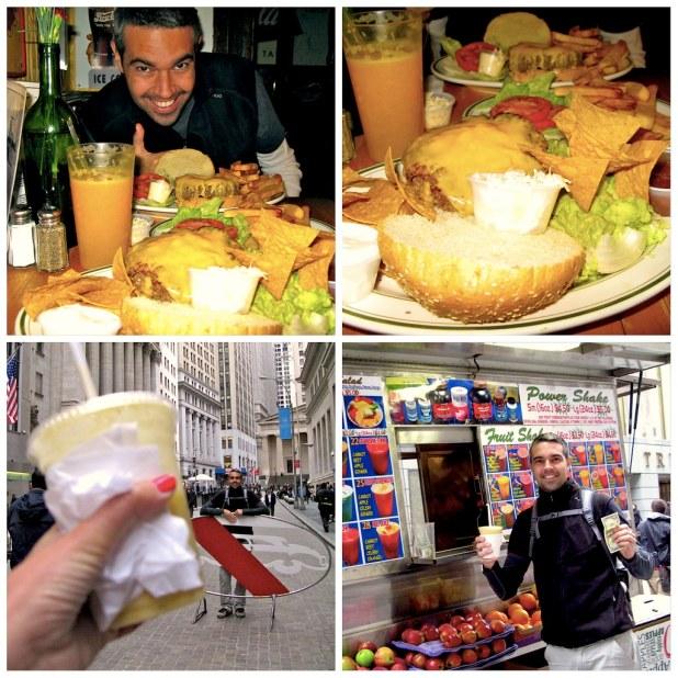 Comer barato Nueva York