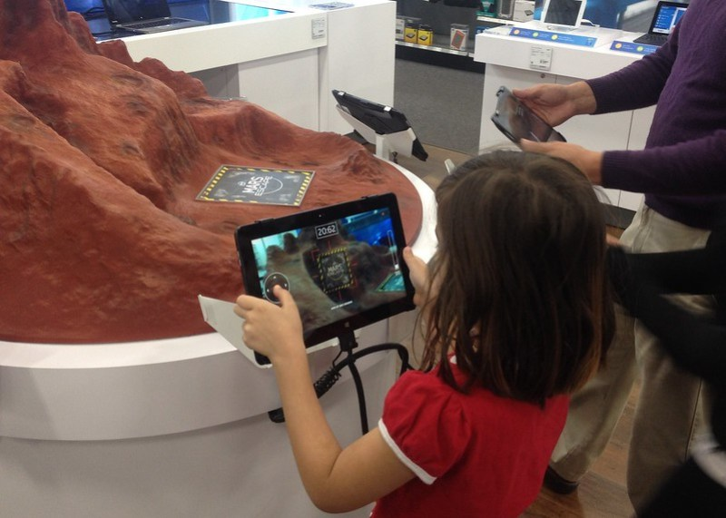 Intel Technology Experience at Best Buy