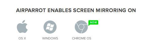 airparrot mac windows скачать