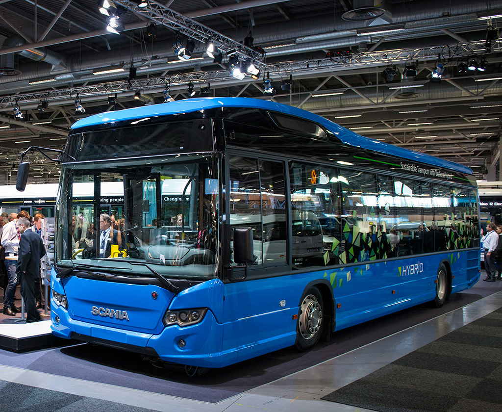 Scania Citywide Low Entry