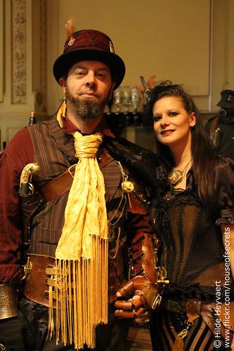 Ezekiel and FairyIna