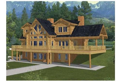 One Floor House Design Plans