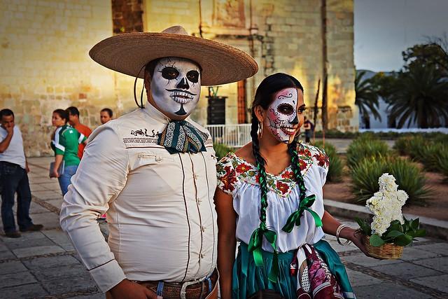 Day of the Dead /  Día de los Muertos - Oaxaca, Mexico