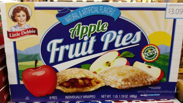 Little Debbie Apple Fruit Pies