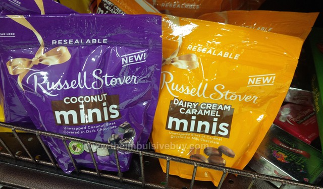 Russell Stove Coconut and Dairy Cream Caramel Minis
