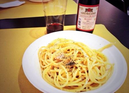 Pranzo veloce a Roma centro