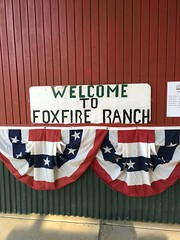 049 Welcome To Foxfire Ranch