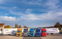 Участники European Truck Challenge