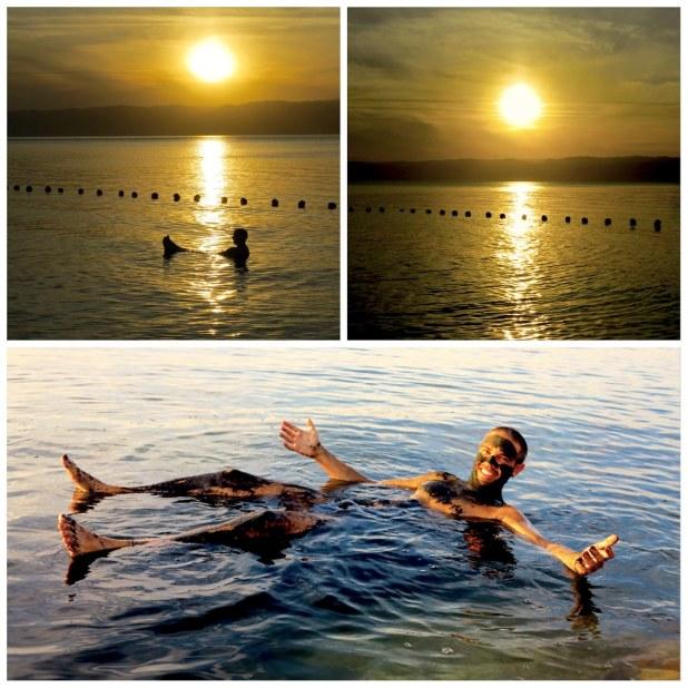 Atardecer Mar Muerto