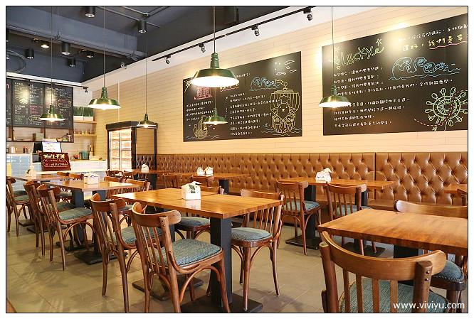 [桃園.美食]am&pm 洋食館~從早吃到晚.除了洋食還有港式餐點(關門大吉) @VIVIYU小世界