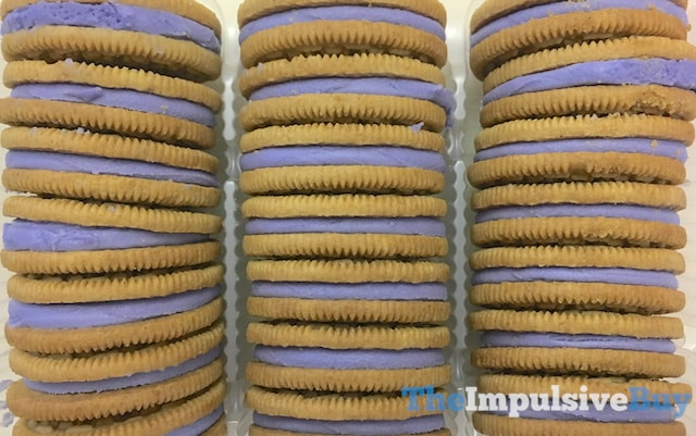 Limited Edition Blueberry Pie Oreo Cookies 2