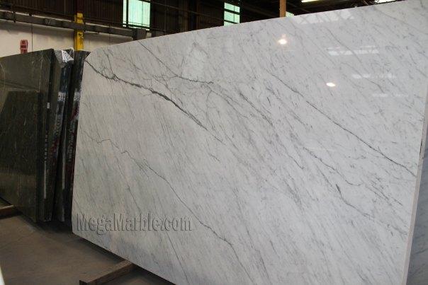 Statuario Marble Slab 2 in no1