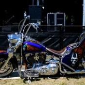 SKARD rock band - Ady's Harley