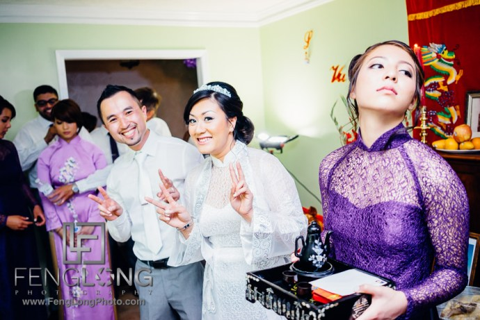 Atlanta Vietnamese Wedding Photographer