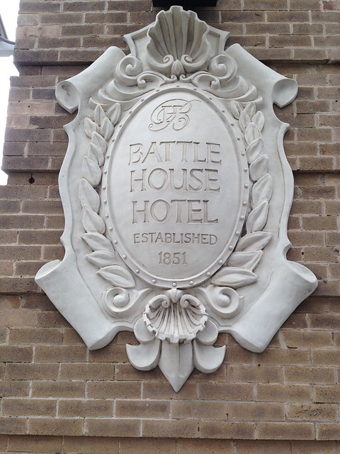 Battle House Hotel, Mobile AL
