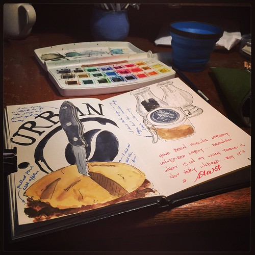 20141105 - drawing the mundane
