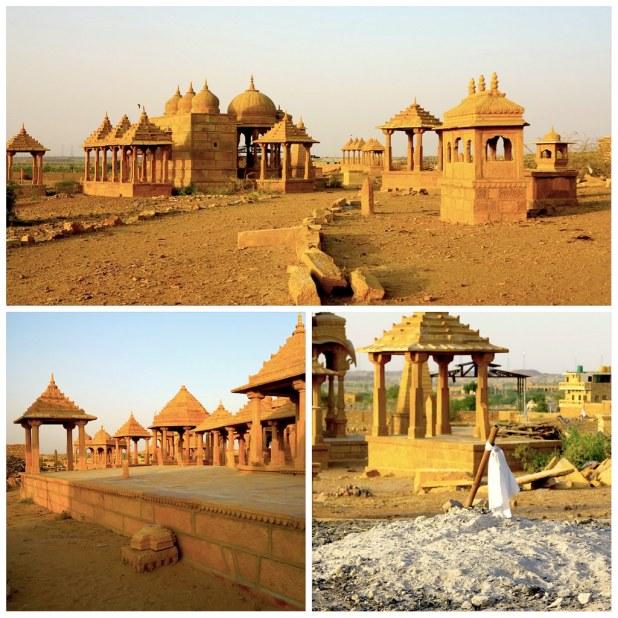 Monumento funerario Jaisalmer
