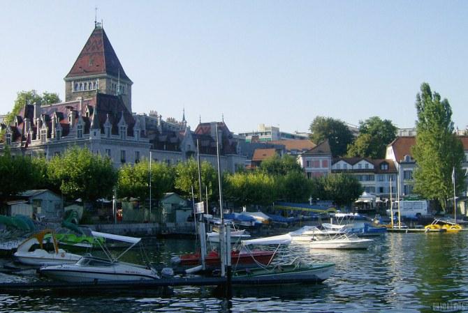 Lausanne 8