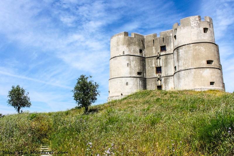 ESTREMOZ - ÉVORA MONTE - Castelo de Évora Monte