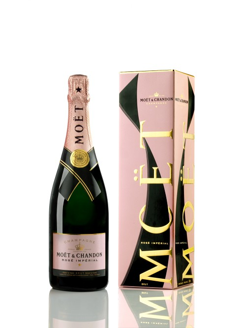 M&C Rose Gift Box & Bottle