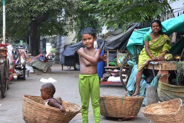 Kolkata_kodittomia_lapsia