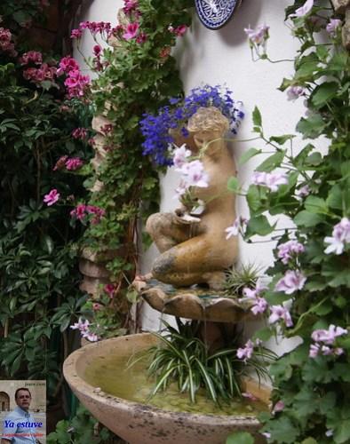 Fuente y Flores Patios Córdoba