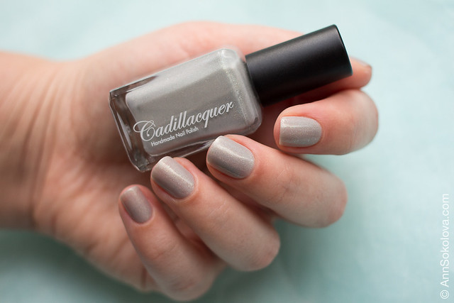 01 Cadillacquer Dreams And Dust swatches Ann Sokolova