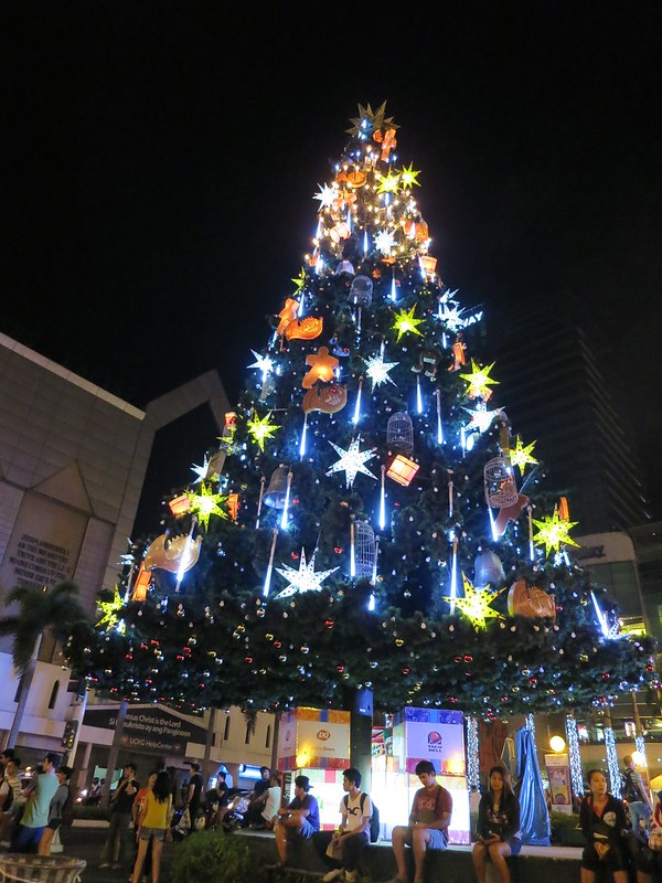 Christmas in Cubao