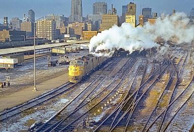 Chicago:  8 JAN'67