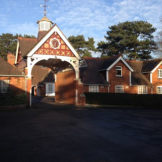 Bletchley Park, Coach House