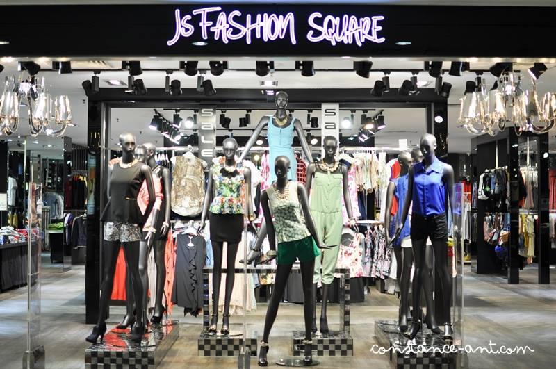 JS Fashion Square @ Prangin Mall