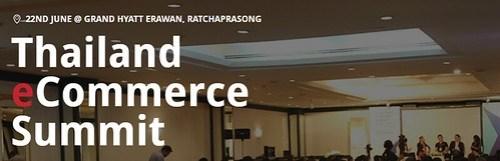 Thailand eCommerce Summit 2016