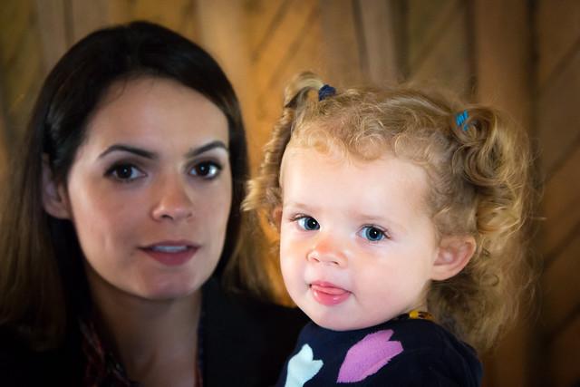 Bella and Mamae
