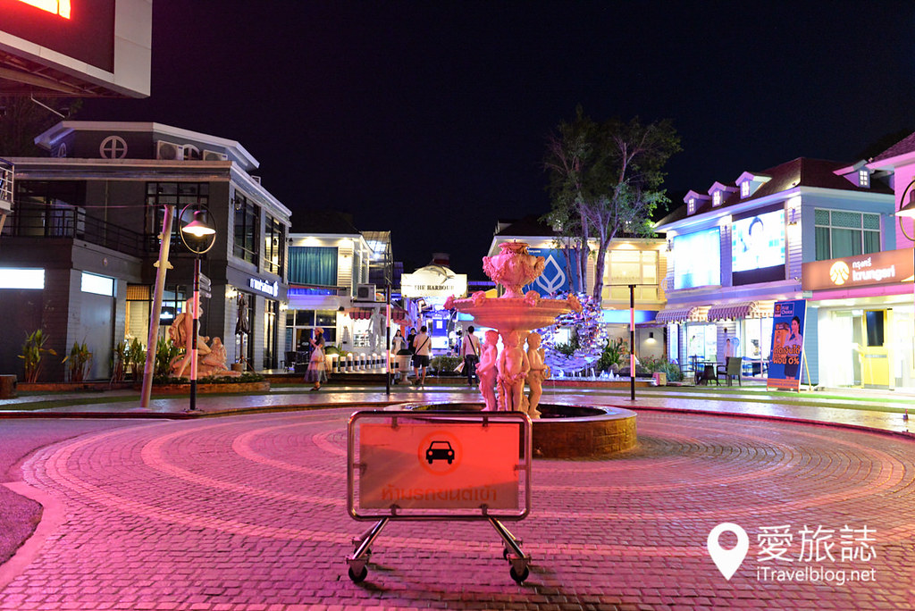 海港概念购物商场 The Harbour Chiang Mai 02