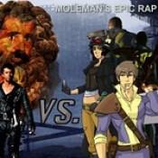 Moleman's Epic Rap Battles #24: Mad Max Vs. Fallout