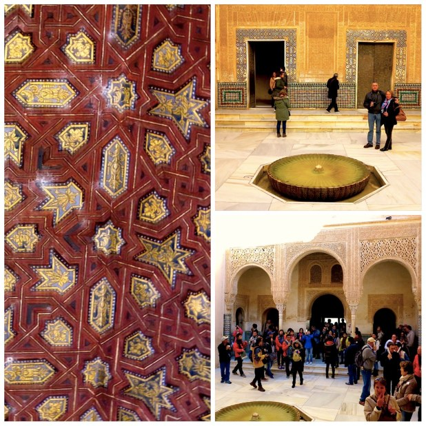 Palacio de Mexuar Alhambra Granada