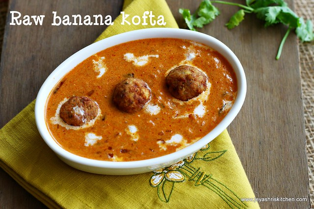 Kofta-curry